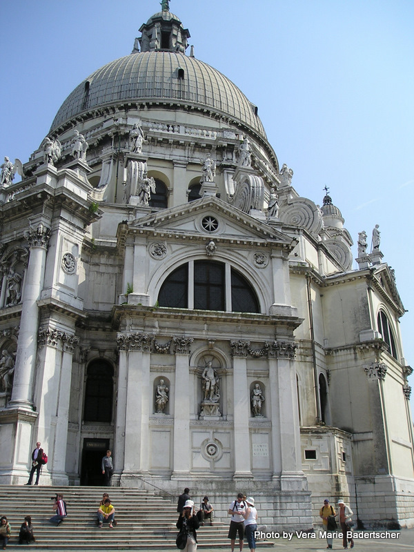 Santa Maria della Salute, Venice history