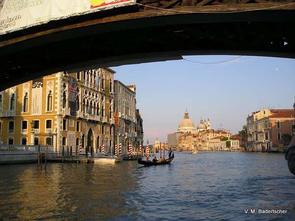 Venice History- Grand Canal