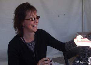 Cozy Mysteries author Jenn McKinlay