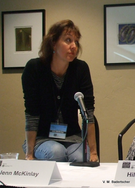 Cozy Mysteries author Jenn McKinlay