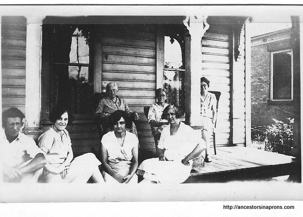 family 1920's Killbuck