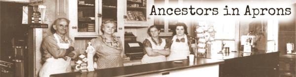 Header for Ancestors in Aprons