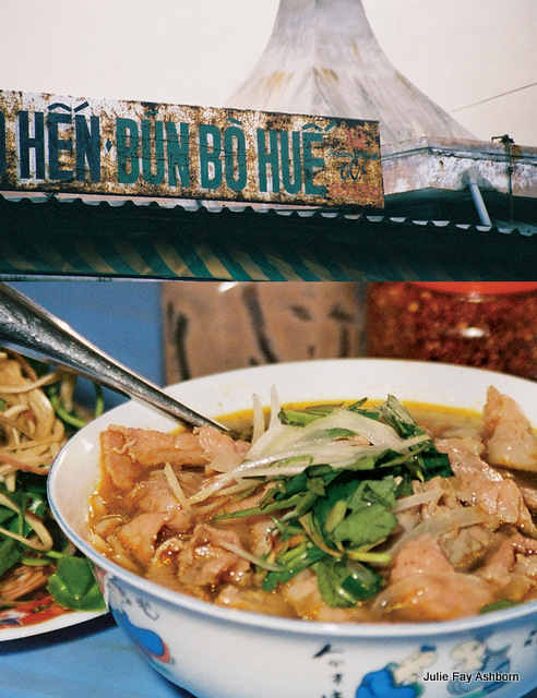 Vietnamese Food, Bun Bo Hue