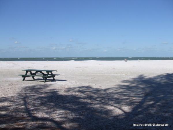 Cold day at Ft. DeSoto Park, Florida