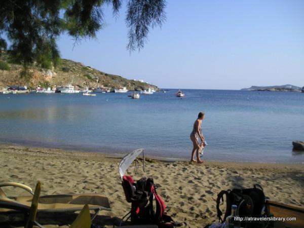 Island of Siphnos, Greece