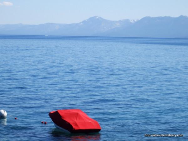Off shore, Lake Tahoe