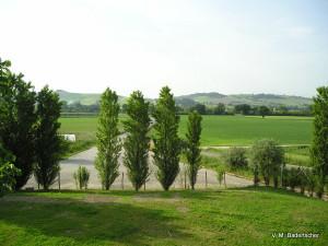 Le Marche, Italy view