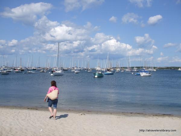 By the sea, Martha's Vineyard