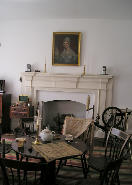 Andrew Jackson's wife's room