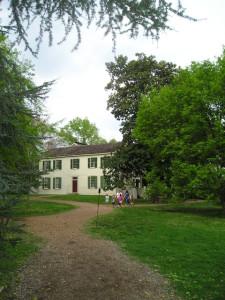 Andrew Jackson home