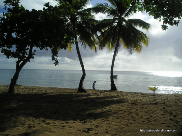 St. Lucia in the Caribbean