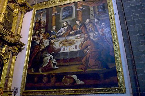 Visiting Cathedrals: Peru