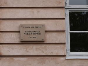 Copenhagen Neils Bohr