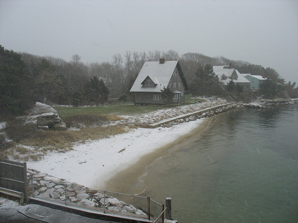Winter on Martha's Vineyard