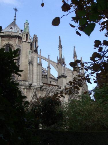 Visiting Cathedrals: Notre Dame Cathedral, Paris
