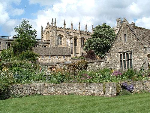 TV Show Location: Oxford