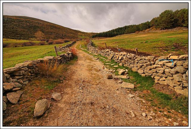 Castilian Spain Road
