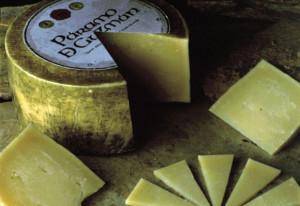 Paramo de Guzman cheese