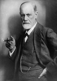 Sigmund Freud, 1921, by Max Halberstadt Is that a smoldering look?