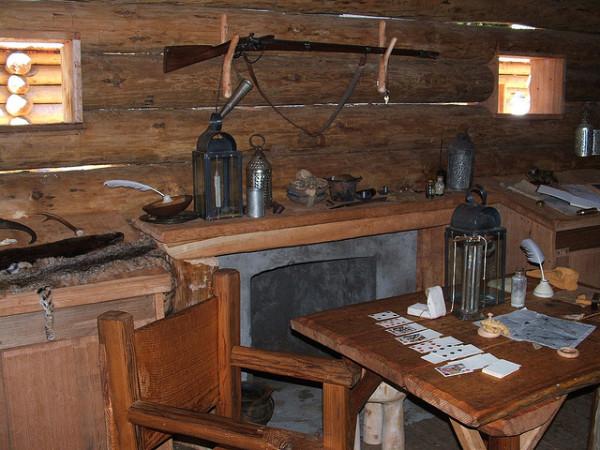 Oregon road trip Fort Clatsop