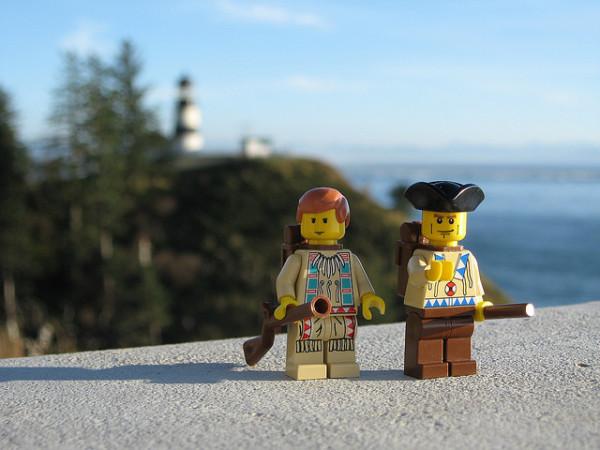 Oregon road trip in Washington