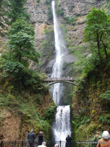 Oregon Hotel Guide,Multnomah Falls