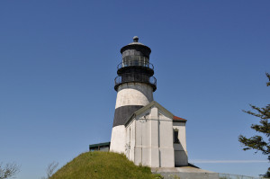 Oregon road trip, Cape Disappointment WA