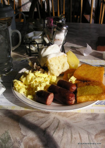 Amish breakfast