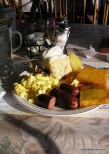 Amish breakfast