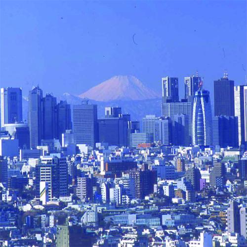 Japan Guidebook - Tokyo