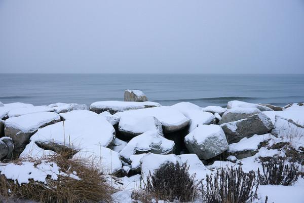 Nome Alaska Seacoast