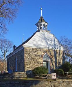 Sleepy Hollow Old Church Now