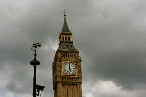 London Thriller setting
