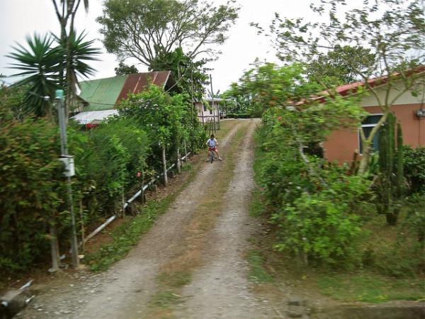Costa Rica village