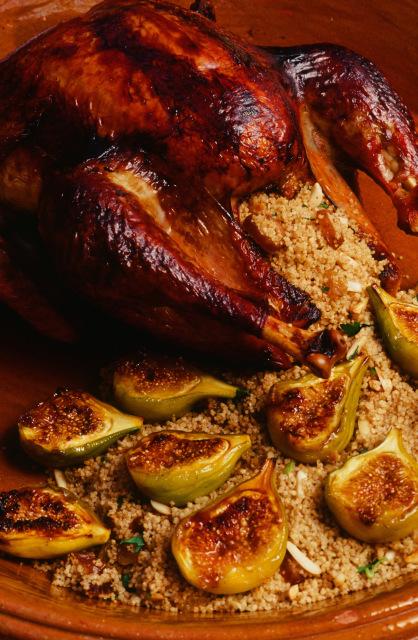 Morocco recipe for turkey
