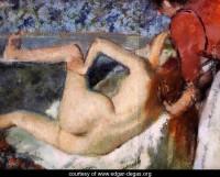 Belle Epoque Degas painting
