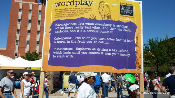 Word games at TFOB 2014
