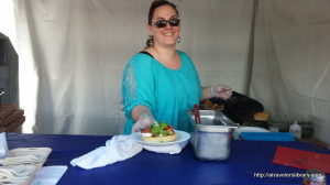 Tucson Festival of Books food