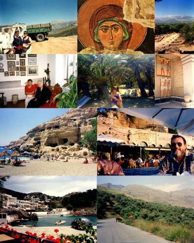 Road Trip in Crete, 1994