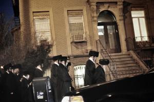 Hasidic Jewish Men