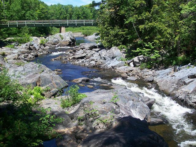 Maine mystery stream