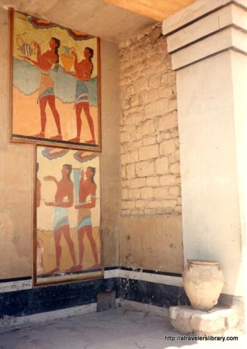 Minoan Palace of Knossos, Crete
