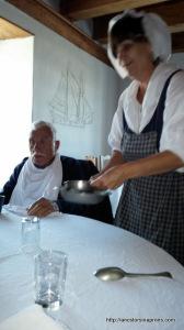 Ft. Louisbourg Restaurant