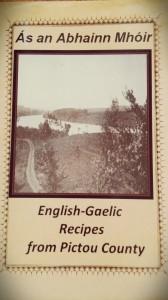 Gaelic Cookbook