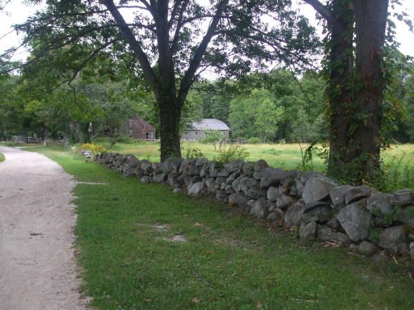 Battle Road, Concord