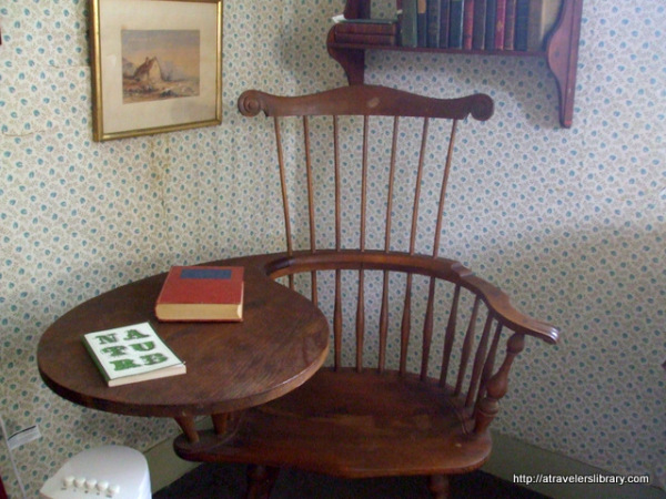 Emerson's Desk