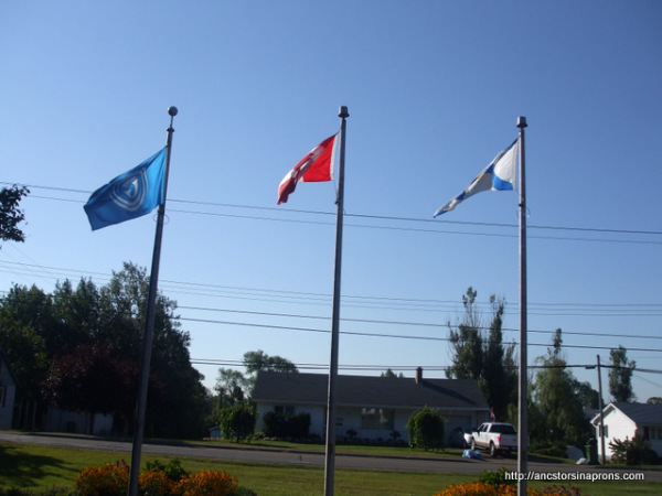 Flags of Nova Scotia