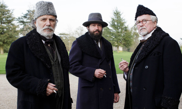 Russian royal emigres
