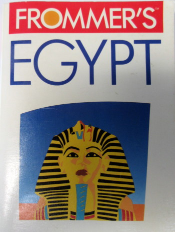 Frommer's Egypt cover