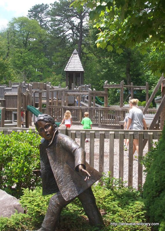 Cashiers NC Village Green Park